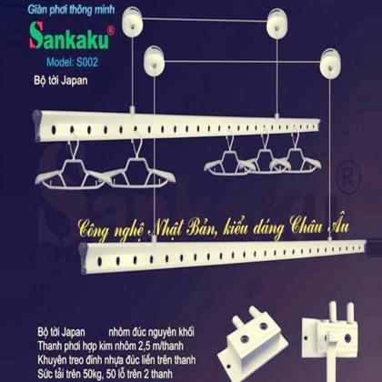 Giàn phơi thông minh Sankaku