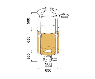 Bao Jumbo ống QTP-650
