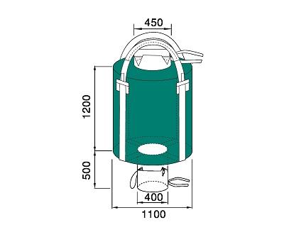 Bao Jumbo ống QTP-1100-7