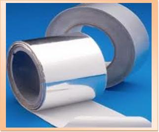 Băng keo nhôm - Aluminum