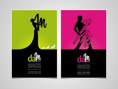Thiết kế poster và tờ rơi và tờ gấp