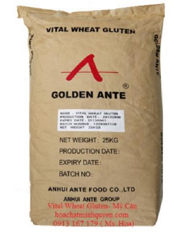 Bột mì căn - Wheat Gluten