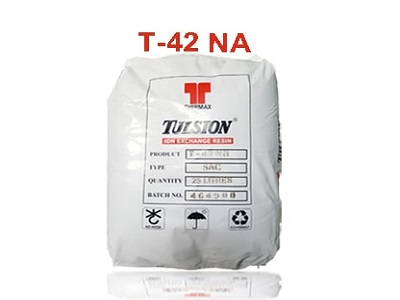 Nhựa trao đổi ion Cation T-42Na