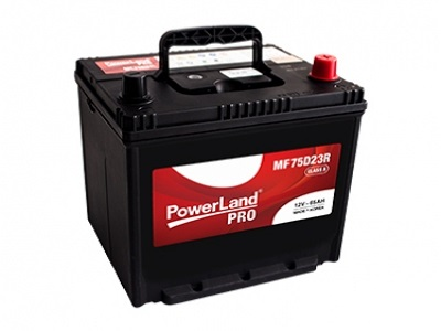 Ắc quy xe 4&4 POWERLAND PRO-MF75D23R