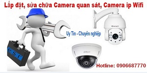 Lắp đặt - Sửa chữa Camera