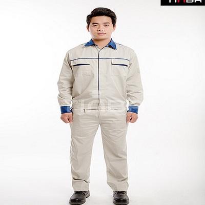 Quần áo bảo hộ TinBa 01