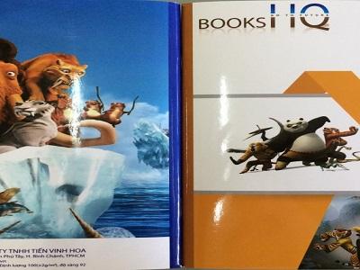 Tập học sinh BooksHQ