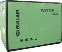 Máy nén khí Sullair WS18kW -75kW