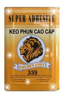 Keo phun 339 chuyên dán gỗ