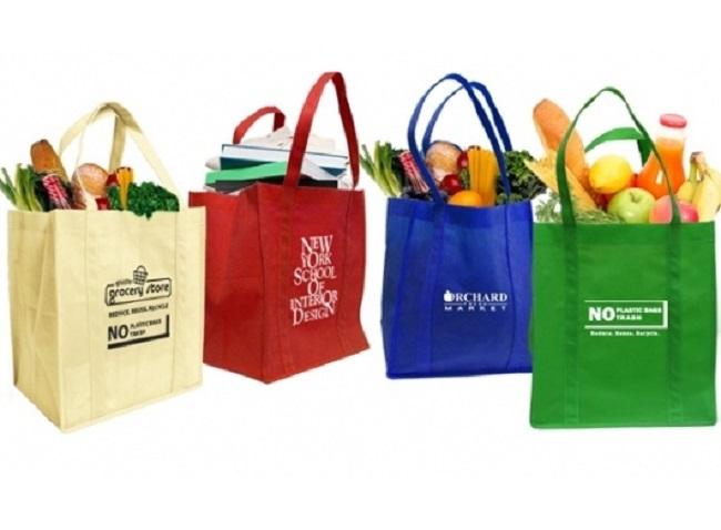 Túi vải không dệt quảng cáo