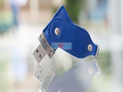USB vỏ da 22