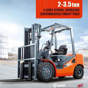 Xe nâng hàng Heli 2 đến 3.5 tấn