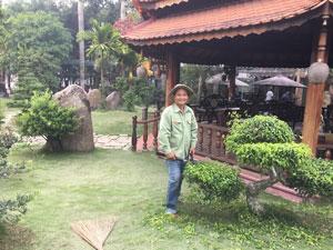 Dịch Vụ Chặt Cây Xanh, Mé Nhánh Cây