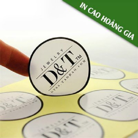 Dịch vụ in decal