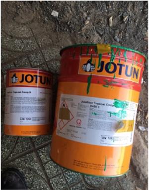 Sơn Jotafloor Topcoat