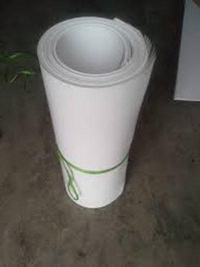 Ván nhựa PVC trắng đục 120x080x2,4
