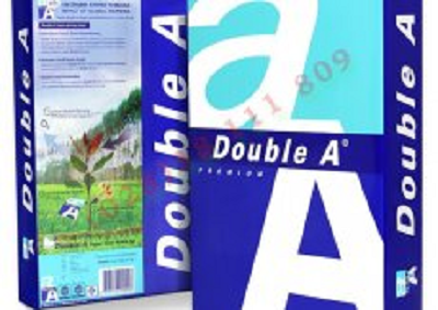 Giấy Double A A3 (80gsm)