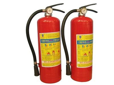 Bình chữa cháy bột MFZ8 và MFZL8