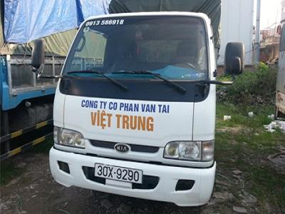 Cho thuê xe tải từ 1,25 tấn đến 11 tấn