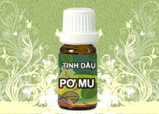 Tinh dầu Pơ Mu