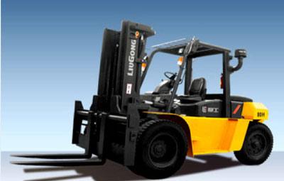 Xe nâng hàng Liugong CLG2080H