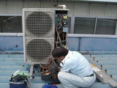 Sửa chữa và lắp đặt máy lạnh