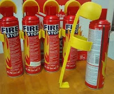 Bình chữa cháy Fire Stop 500 & 1000ml