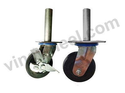Bánh xe đẩy giàn giáo SH 150x50mm