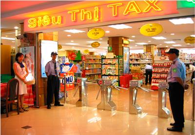 Bảo vệ siêu thị, trung tâm thương mại