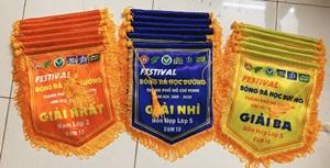 In Cờ Lưu Niệm