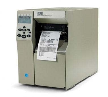 Máy In Mã Vạch Zebra 105SL PLUS 300DPI