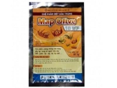 Thuốc diệt côn trùng Map Olive 10WP