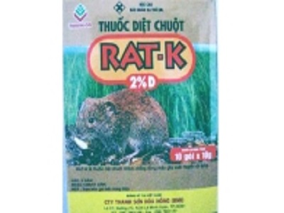 Thuốc diệt chuột RAT K