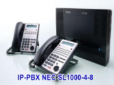 Tổng đài điện thoại IP NEC SL1000