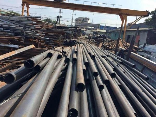 Dịch vụ thu mua phế liệu sắt thép