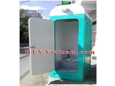 Nhà vệ sinh bằng composite CT01