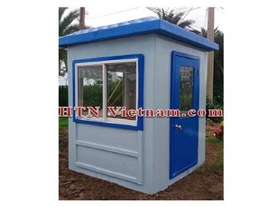 Cabin bảo vệ composite CT120