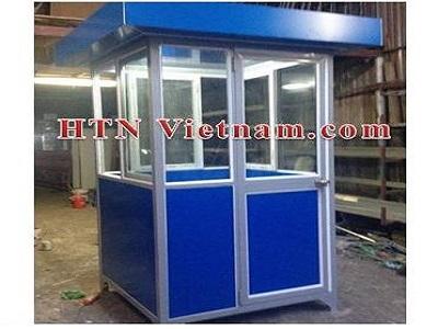 Cabin bảo vệ khung thép CT 01