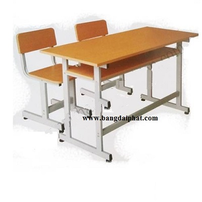 Bộ bàn ghế học sinh 2 chỗ