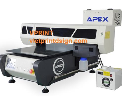 Máy in UV phẳng Apex UV6090/4060