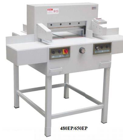Máy cắt (xén) giấy lập trình