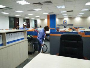 Vệ sinh văn phòng
