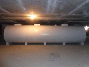 Bồn nước thải Composite