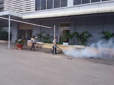 Dịch vụ phun thuốc diệt ruồi