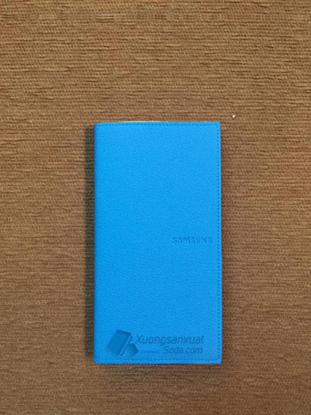 Sổ nhét bìa da Samsung 94