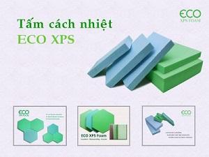 Tấm cách nhiệt Eco XPS