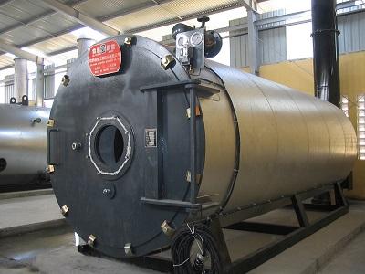 Lò dầu tải nhiệt chạy dầu