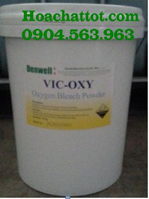 Bột tẩy trắng vải màu VIC-OXY