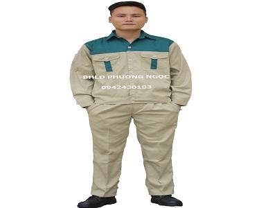 Quần áo bảo hộ QA 005