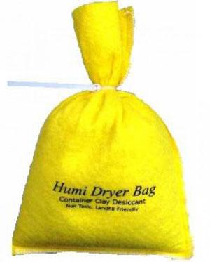 Túi hút ẩm bằng đất sét hoạt tính (Humi Dryer)